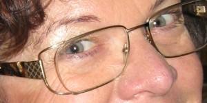 En fråga om glasögon.