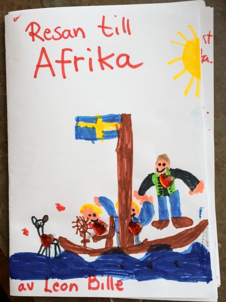 Afrikaresan