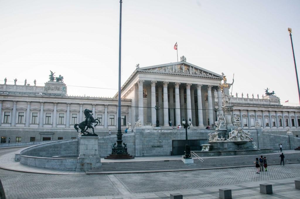 Wien parlamentet